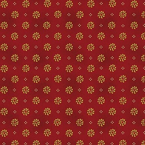 9407-88 Red Laurel Wreaths