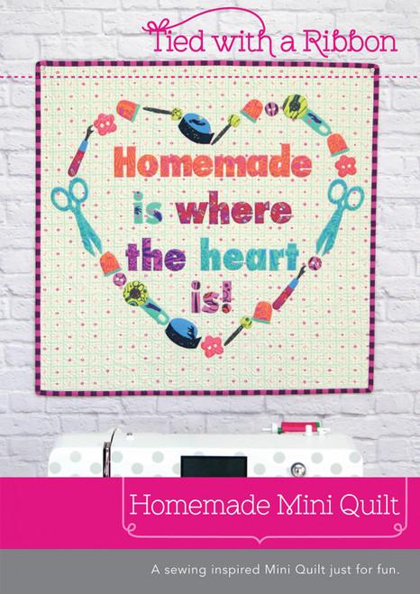 Homemade Mini Quilt