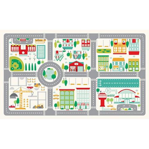 """54"""" On The Go Playmat Panel Moda Canvas 20720-11CV"""