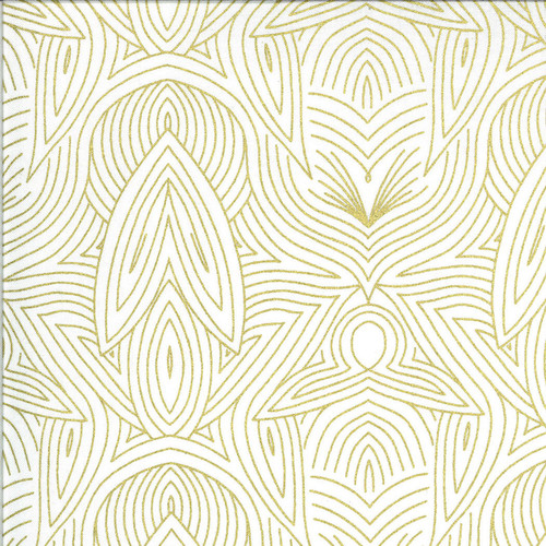 Dwell Possibility Ivory Gold 48316-33M