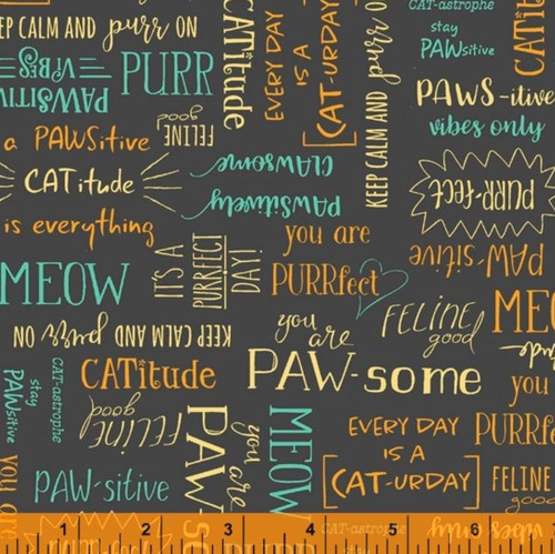 Purrfect Words 52373-2 Purrfect Day