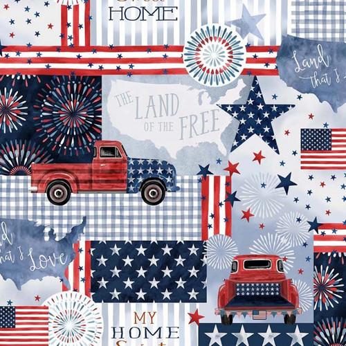 American Pride- Denim