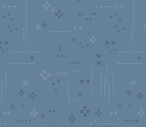 Decostitch Elements - Blue Minerale