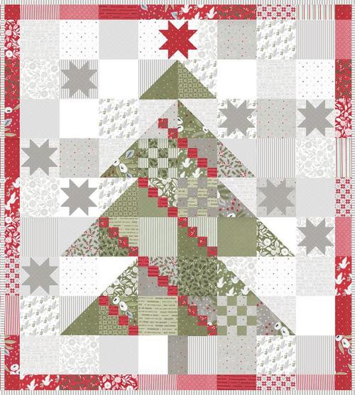 Yule Tree Pattern