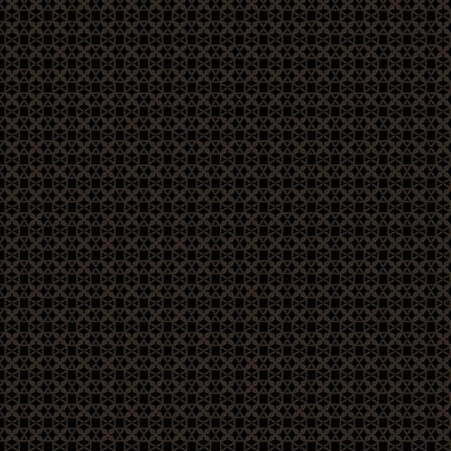 Latticework Geo Black on Black