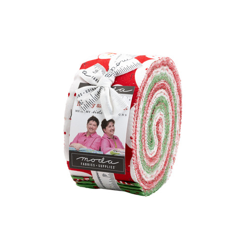 Merry And Bright Jelly Roll 22400JR