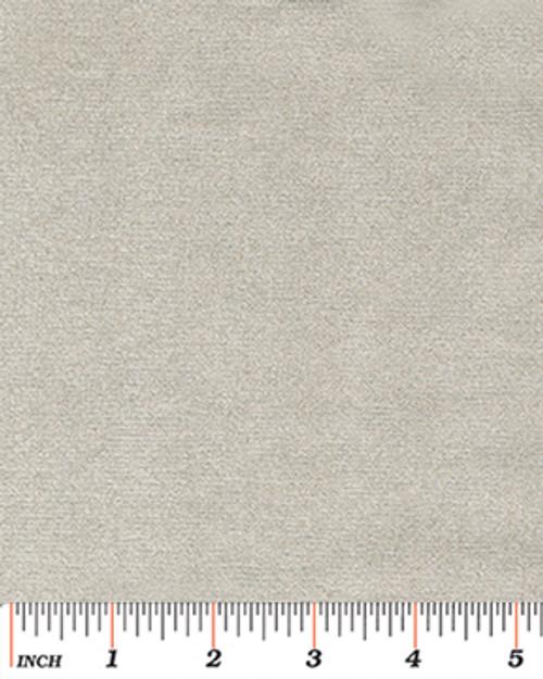 Metallic Burlap Refined Silver 0757M01B