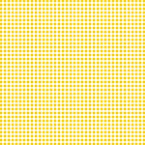 Gingham Check Yellow SB20268-310