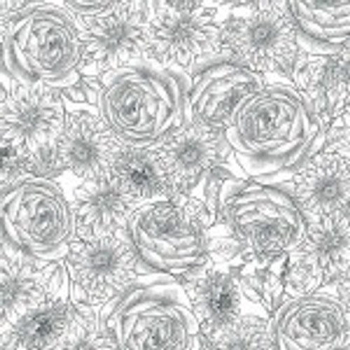 Timeless Toile DC9649-GRAY-D