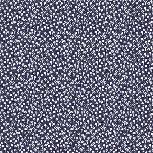 Rifle Paper Co. Basics - Tapestry Dot - Navy RP501-NA3