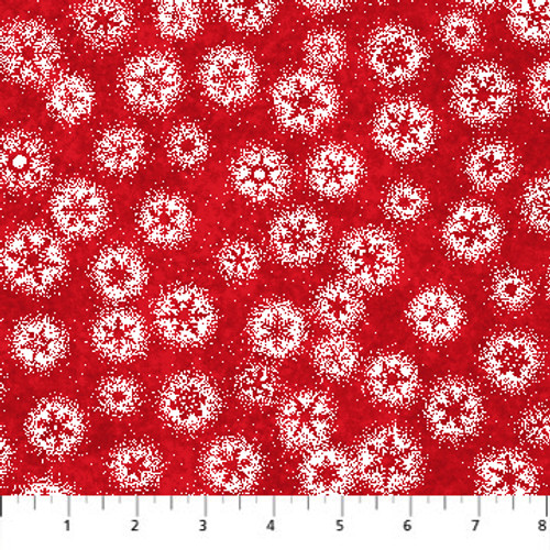 Christmas Magic Red 10032-24