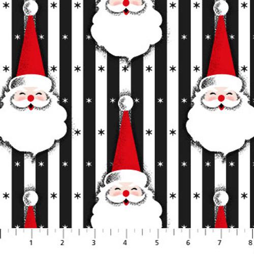 Christmas Magic Black 10024-99