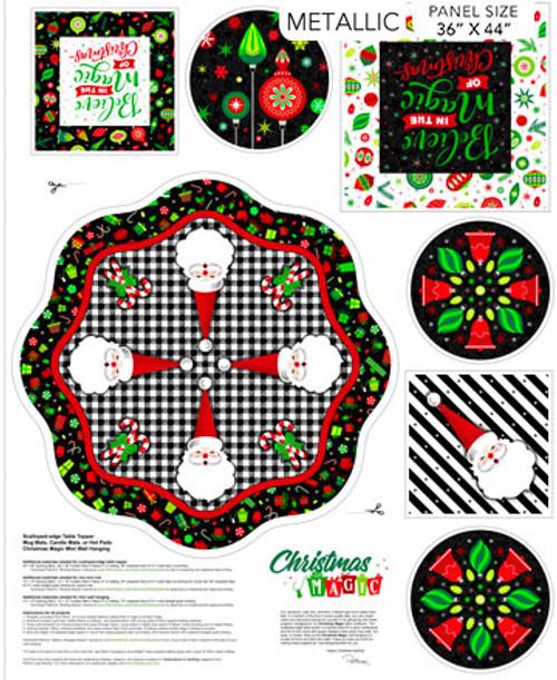 Christmas Magic Multi 10023M-10