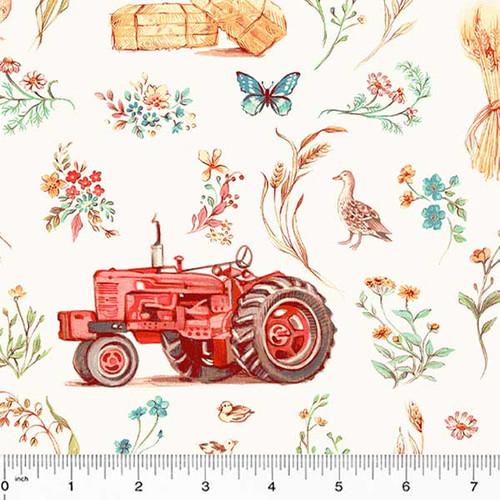 Farm Meadow - Farm Scene 52792-1