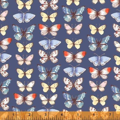 Farm Meadow - Butterflies 52794-7