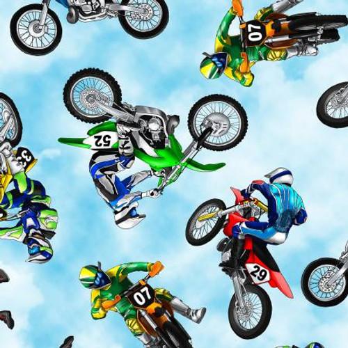 GM-C8993 Multi - Dirt Bikes Motocross