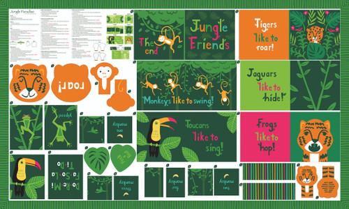 Jungle Paradise Book