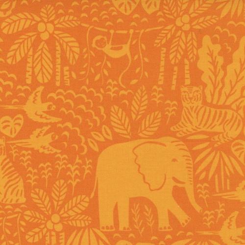 Jungle Paradise Orange 20785 15