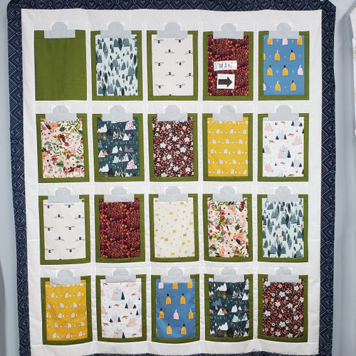 At a Glance Quilt Kit