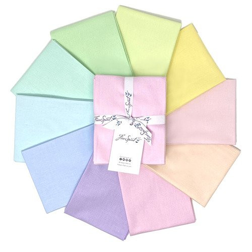 Tula Pink Designer Solids 11pc Fat Quarter Unicorn