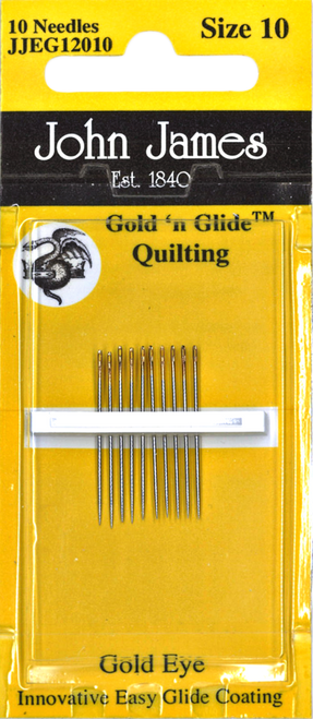 Gold'n Glide Applique #9