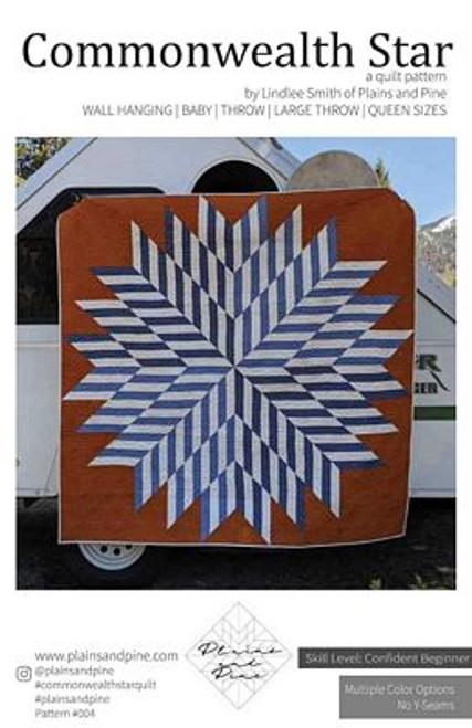 Commonwealth Star Pattern