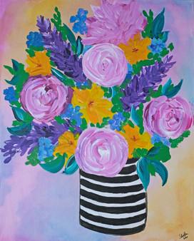 """Bouquet for Mom"" By Shelley Preston"