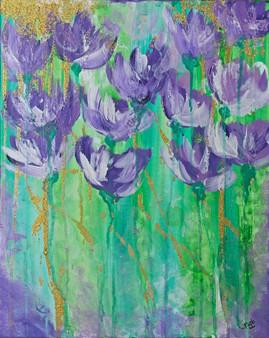 """Violette"" By Shelley Preston"