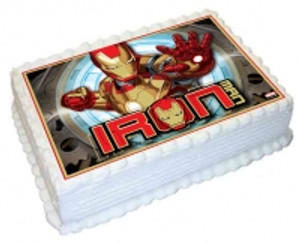 Ironman A4 licensed topper