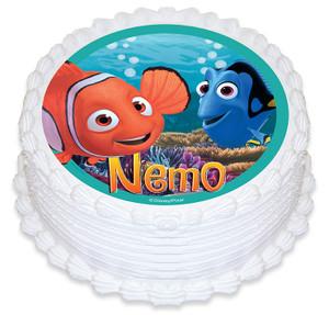 Nemo 16cm Round licensed topper