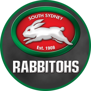 Rabbitohs 6inch Round