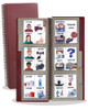 Large Communication Book displays 3 large images per page.