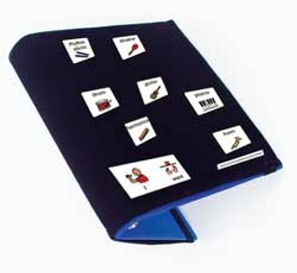 Symbols / PECs Binder Notebook Holder Cover
