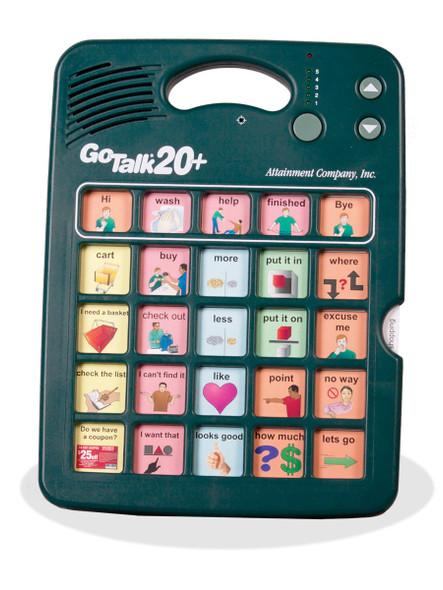 GoTalk 20+ Lite Touch Communication Device
