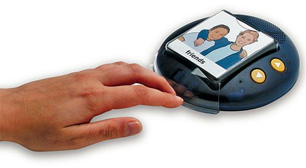 Big Button Communicator is easy to activate