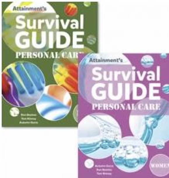 Survival Guide for Personal Care for men and women