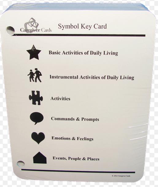 Caregiver Cards in Spanish