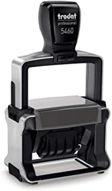 Self-inking  Date Stamp - size Large
