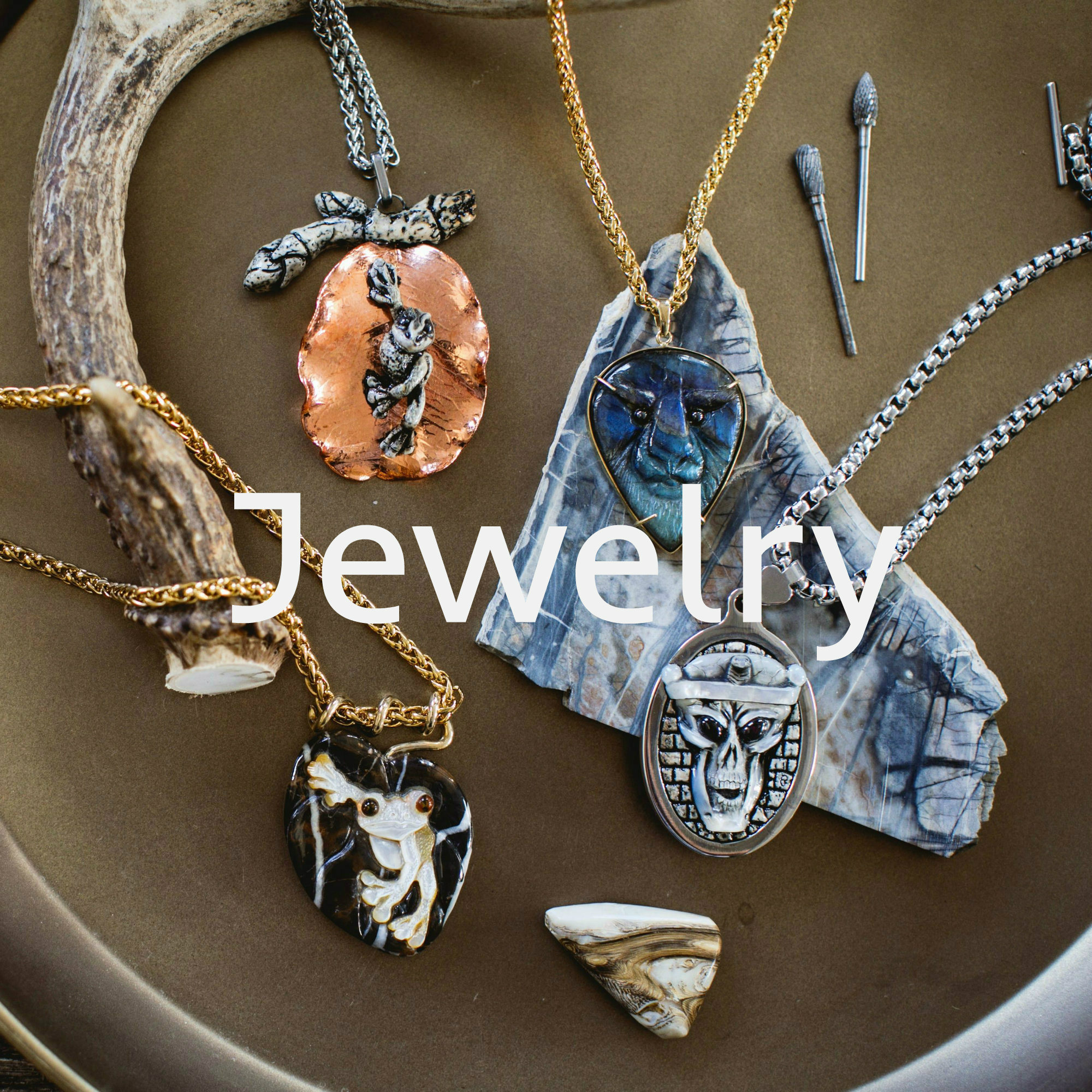 Custom Handmade Jewelry