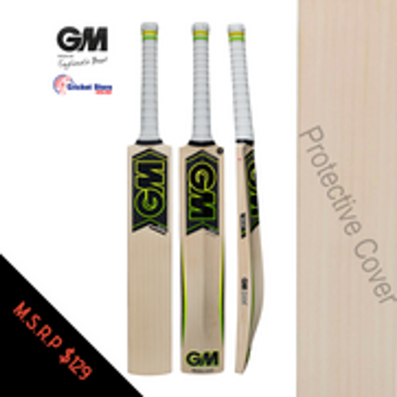 GM ZELOS Cricket Bat