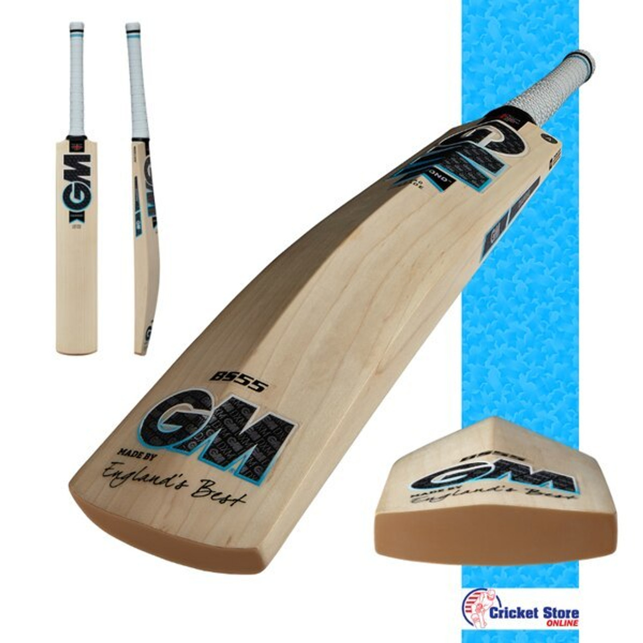 GM Diamond Cricket Bats 2021
