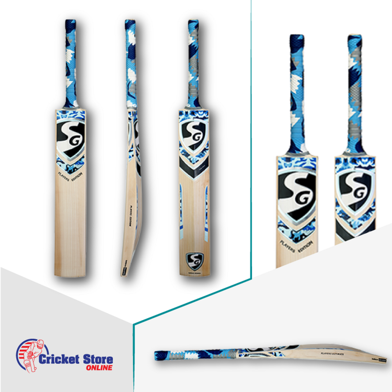 a9393a208 SG Players Edition Cricket Bat 2019 image