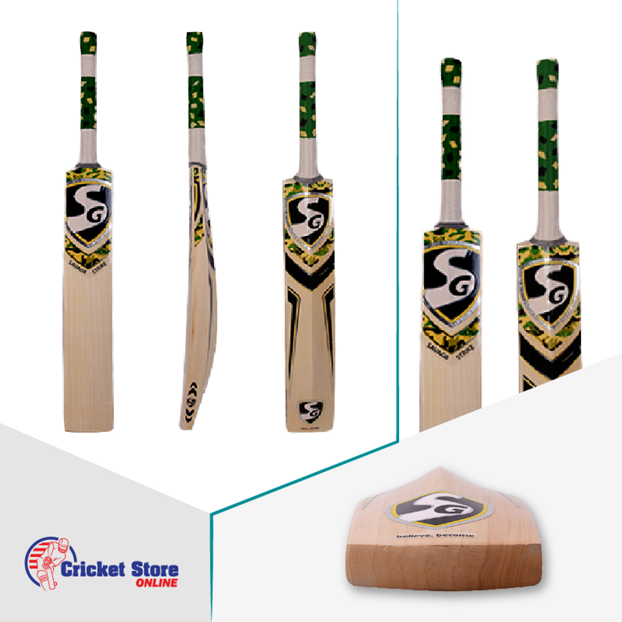 e99fb7914 SG Savage Edition Cricket Bat 2019