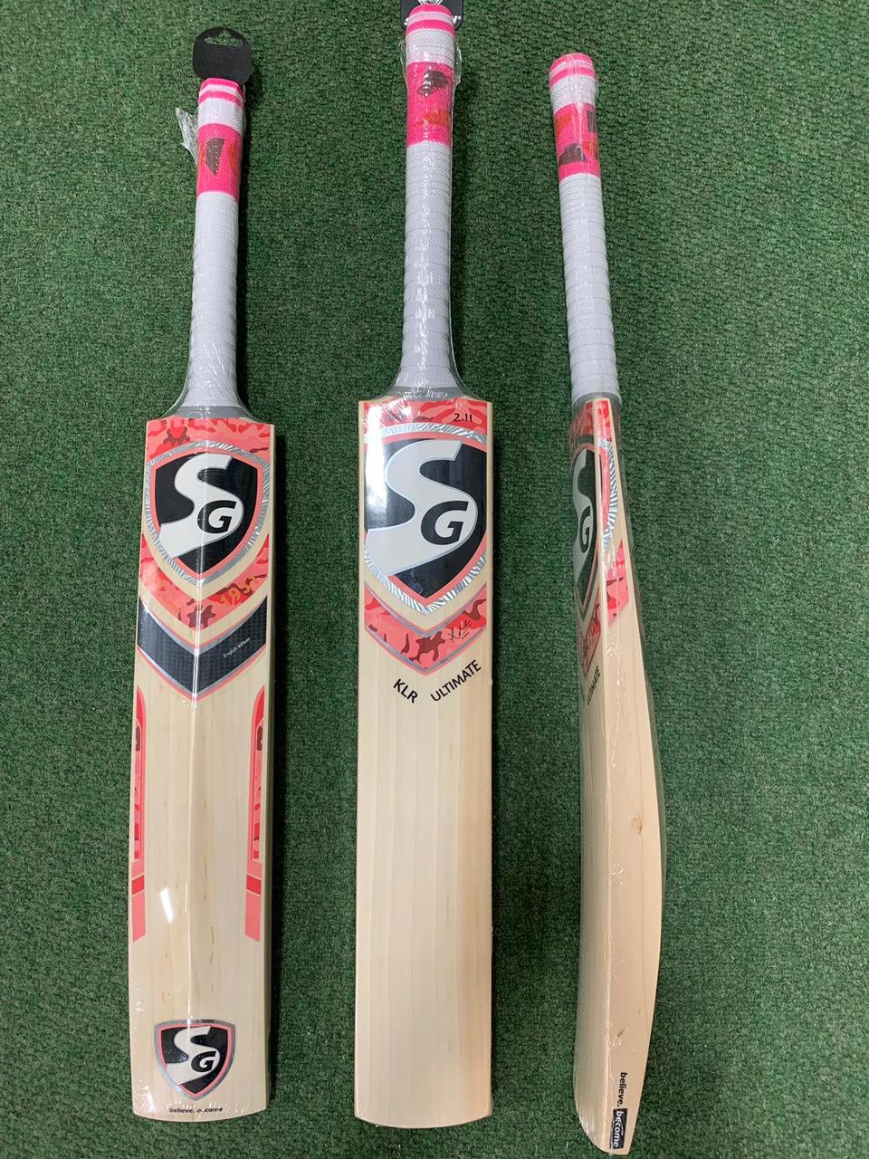 2dec69b1b SG KLR Ultimate Cricket Bat 2019