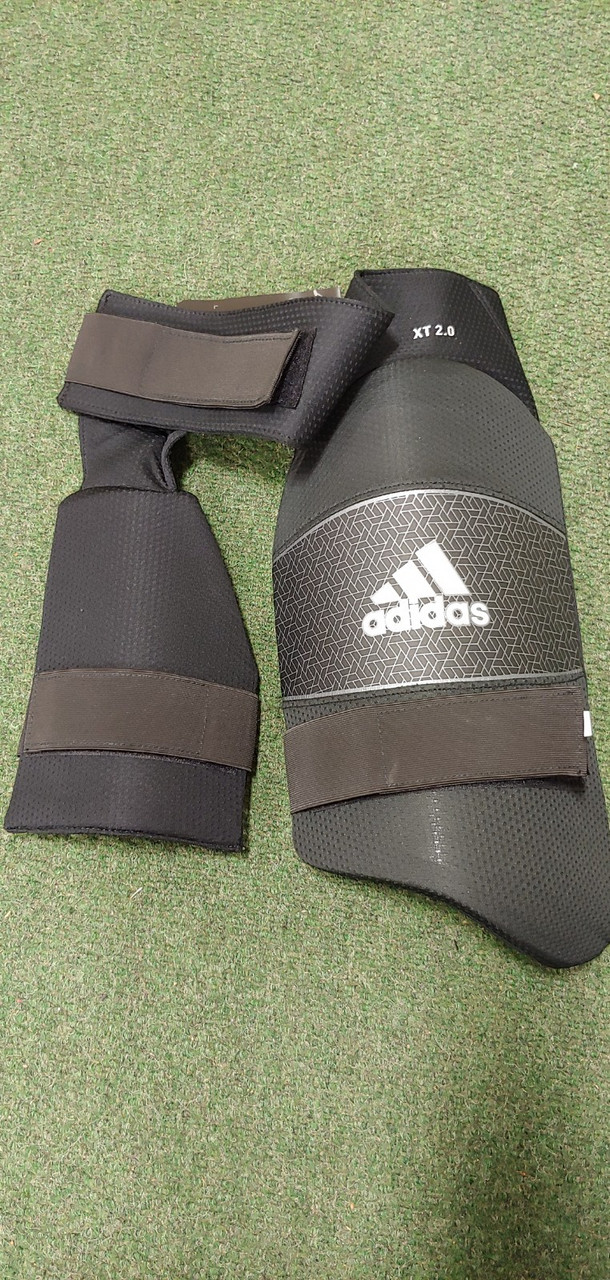 Adidas XT 2.0 Combo Thigh Guard - Black