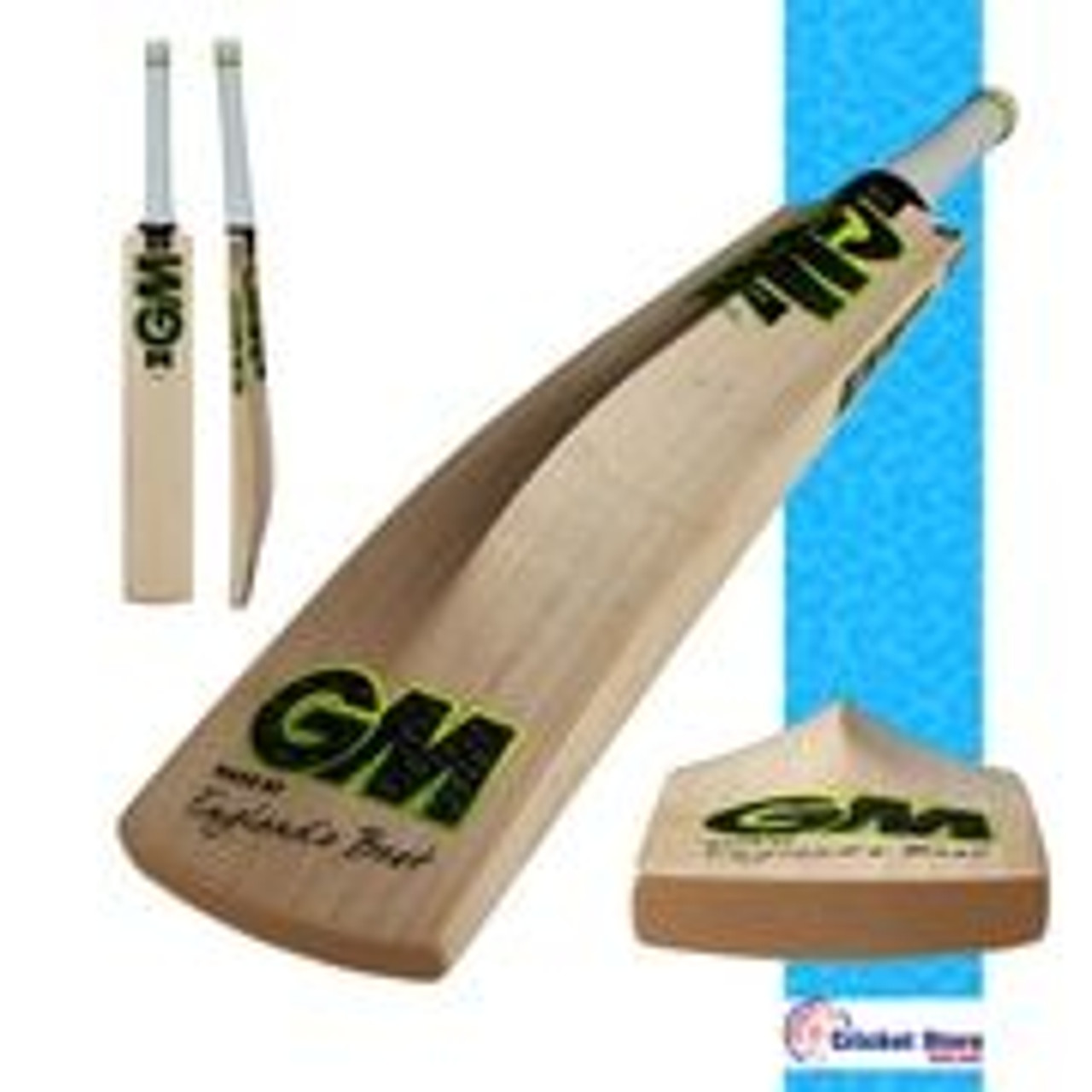 GM Zelos Cricket Bats 2019