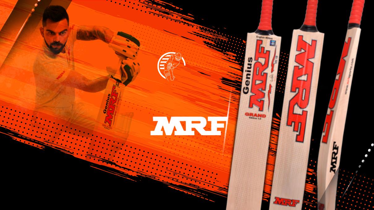 MRF Cricket Bats 2021
