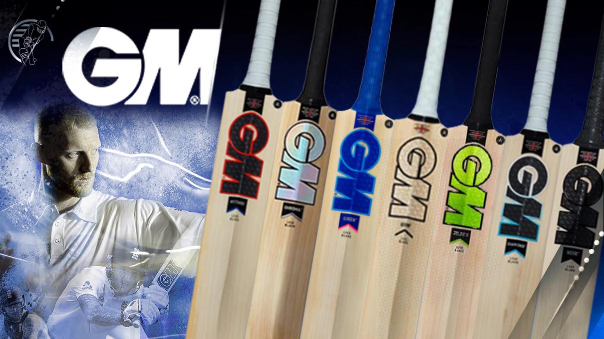 GM Cricket Bats 2021