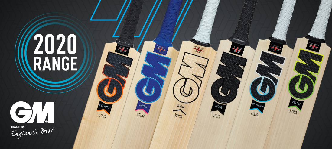 GM Cricket Bats 2020