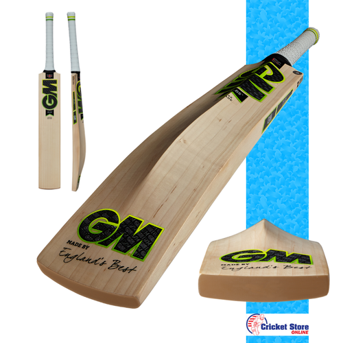GM Zelos Cricket Bats 2020